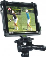 The ultimate iPad accessory for coaches and golfers using the V1 Pro or V1 Golf app