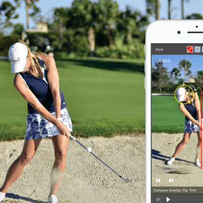 Introducing the New and Improved V1 Golf iOS App