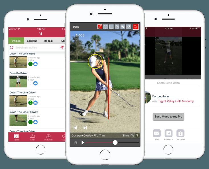 V1-Golf-App