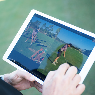 V1 Sports Sees Rise in Remote Video Lessons Connecting V1 Pros with Homebound Golfers