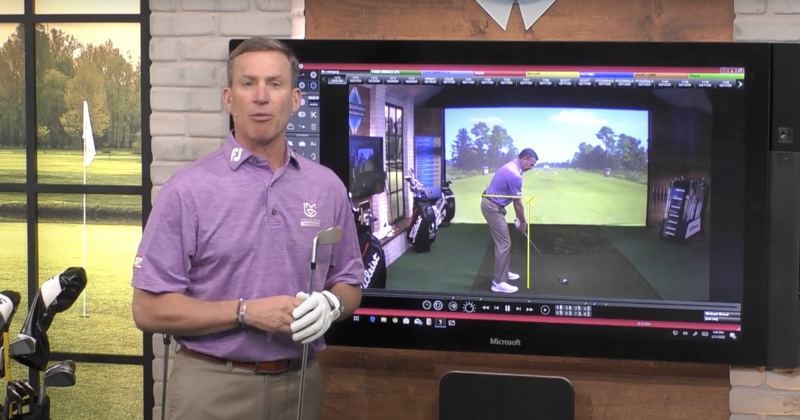 Michael Breed Instruction Series: How to Film Your Golf Swing