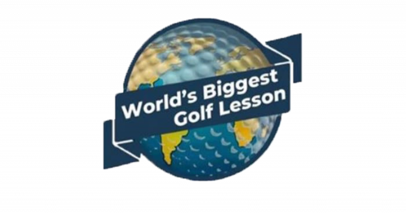 """V1 Sports to Join in """"World's Biggest Golf Lesson"""" May to Set Record and Support COVID-19 Relief"""