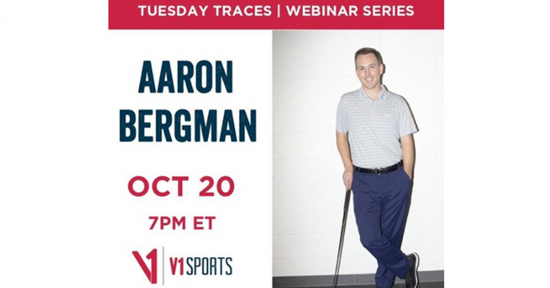 Watch this Week's Tuesday Traces Webinar Series with Aaron Bergman