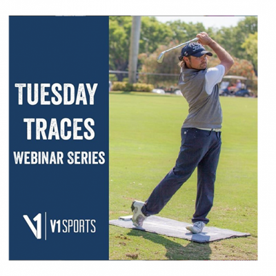 Watch this Week's Tuesday Traces Webinar Series with Steven Cox