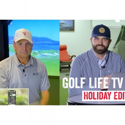 Watch Golf Life TV's Holiday Segment with V1 Sports