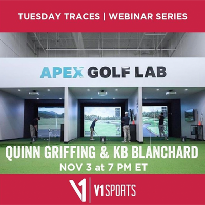 Watch this Week's Tuesday Traces with Golf Pro Quinn Griffing and KB Blanchard