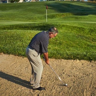 Find Your Bunker Style with Tom Patri