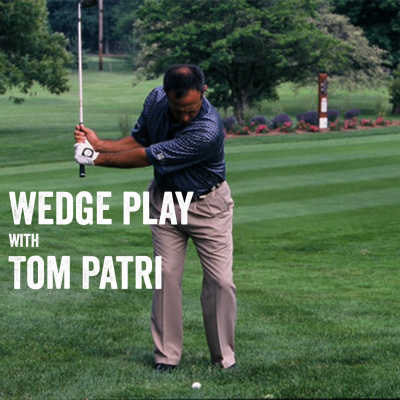The PHD of Wedge Play by Tom Patri