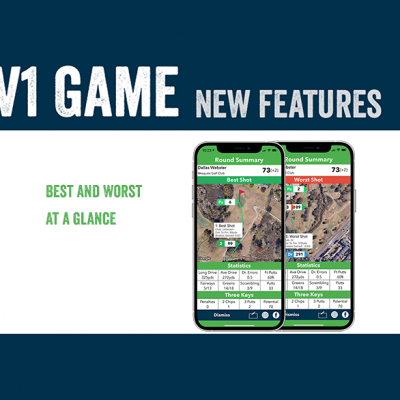 V1 GameDay Breakdown: New Features