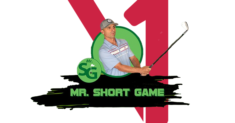Mr. Short Game Agrees: V1 Game App is a Must Have
