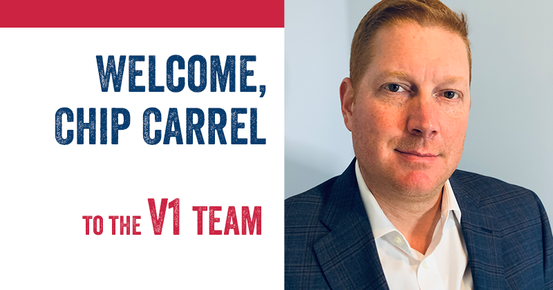 Veteran PGA Teaching Professional Chip Carrel Joins V1 Sports' Expanding Team