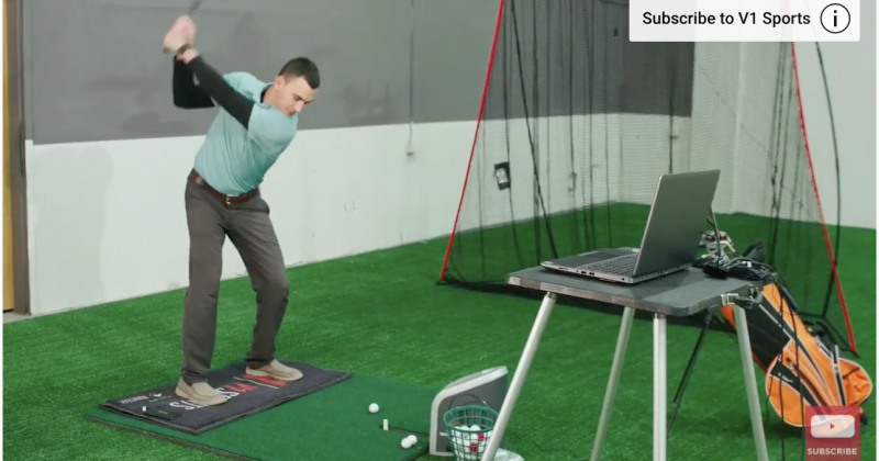 Walk Through Your Home Studio Potential with Golf Life TV