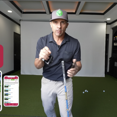 Mr. Short Game's Best Golf Drill with V1 Golf