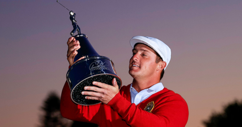 Ways to Win: How Bryson DeChambeau Won the Arnold Palmer Invitational