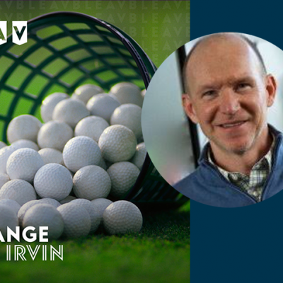 Listen to Bleav in The Range with V1 Sports CRO Chris McGinley