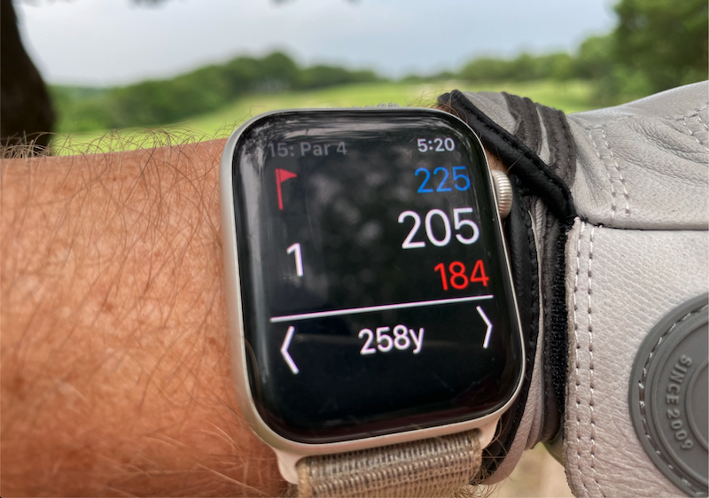 V1 Game on Apple Watch