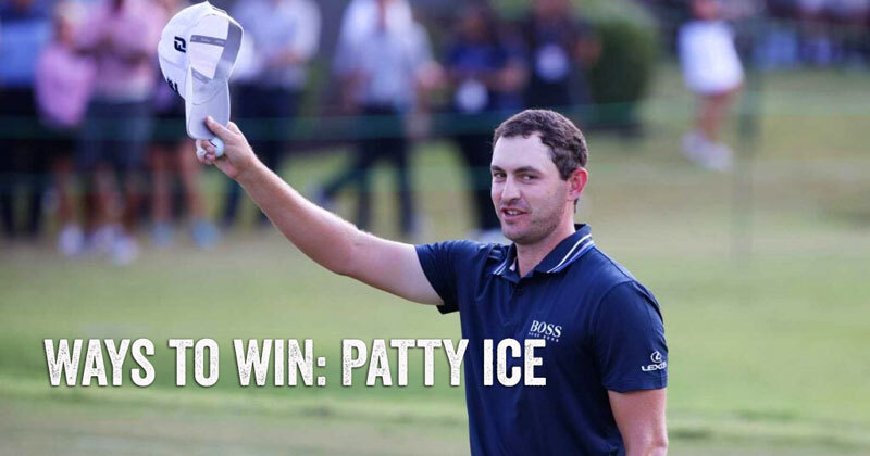 Ways to Win: Cantlay Can't Lose. Leveraging a season of success to win the Fed-Ex Cup