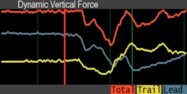 Dynamic Vertical Force